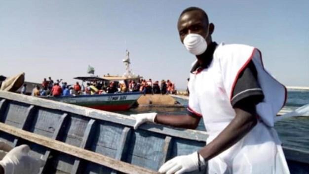Tragedia: naufragio deja más de 220 muertos