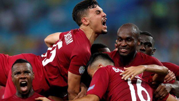 ¡Sorpresa! Qatar remonta y le empata 2-2 a Paraguay
