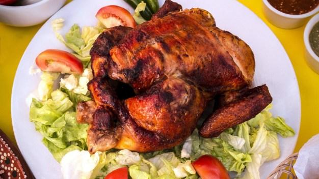 17 intoxicados por comer pollo rostizado con droga
