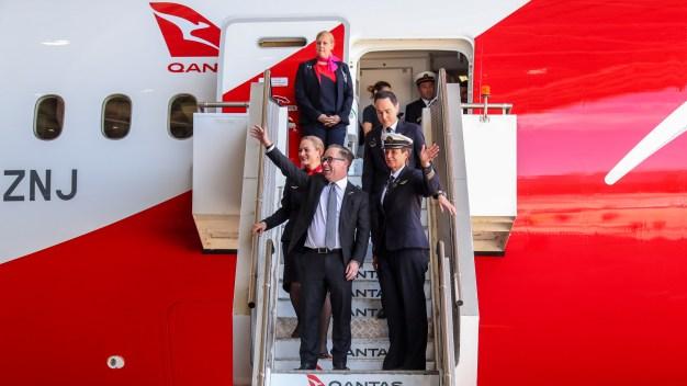 Avión vuela de Londres a Sídney en 19 horas