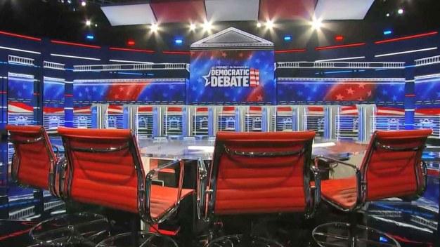Precandidatos demócratas se enfrentan hoy en quinto debate
