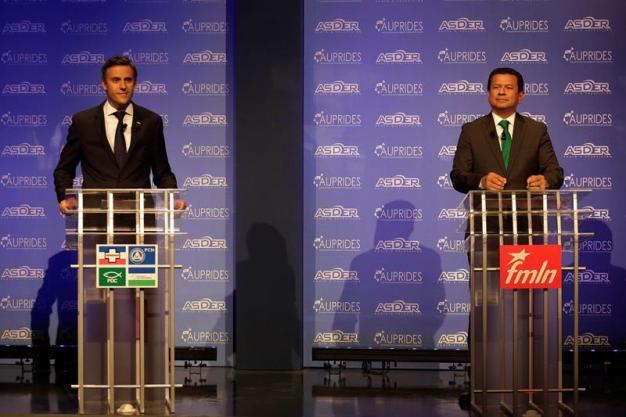 El Salvador: Candidatos prometen combatir pandillas