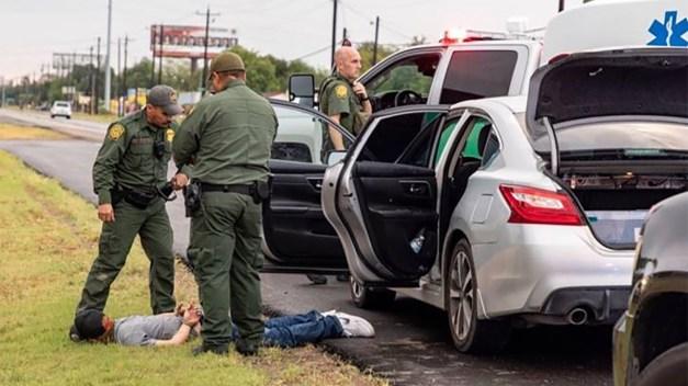 Agentes detienen intento de tráfico de inmigrantes en La Joya