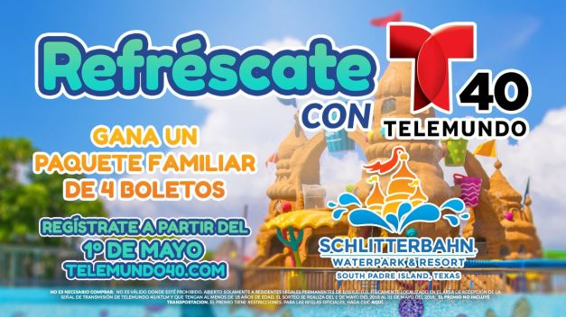 Reglas Oficiales: Sorteo Refréscate con Telemundo 40