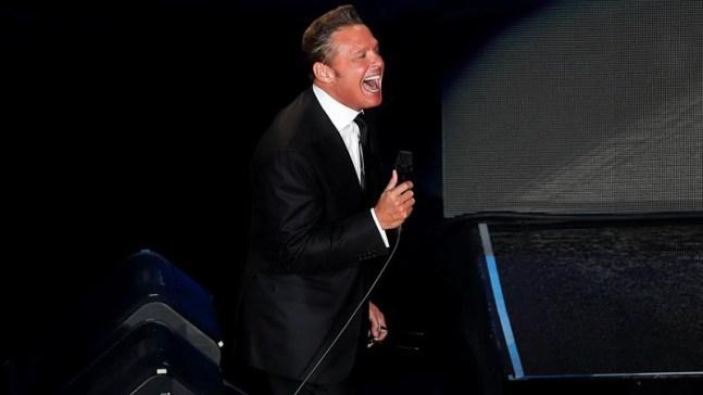 Luis Miguel habría lanzado micrófono a sonidista en concierto