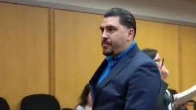 Un gran jurado determina que sí habrá juicio para Carlos Carranza