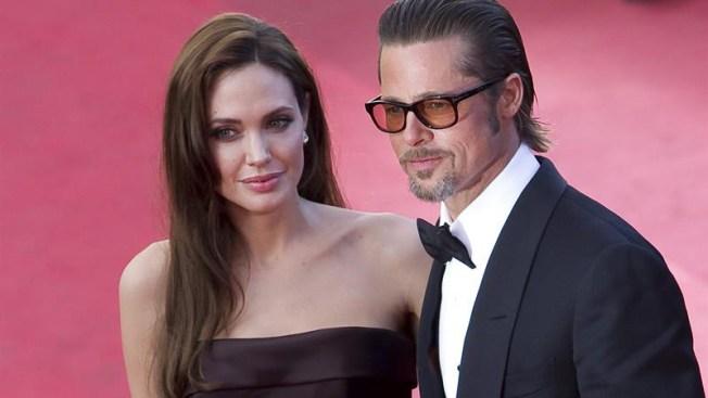 Jolie y Pitt negocian la custodia compartida de sus hijos