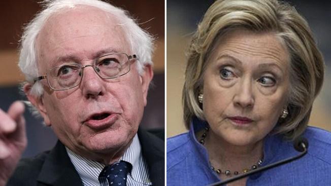 Sanders sigue ganando terreno ante Clinton