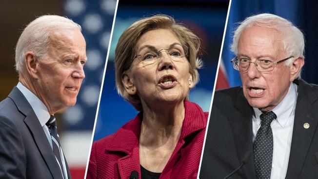 Se definen los 10 candidatos del próximo debate demócrata