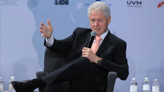 Bill Clinton le pide perdón a México