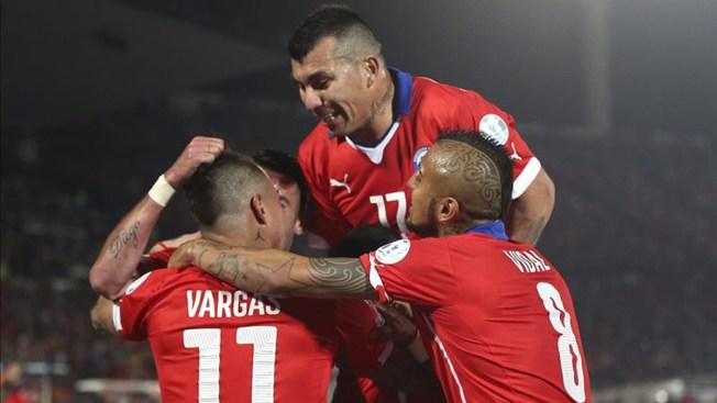 Copa América: Chile vence a Perú y pasa a final