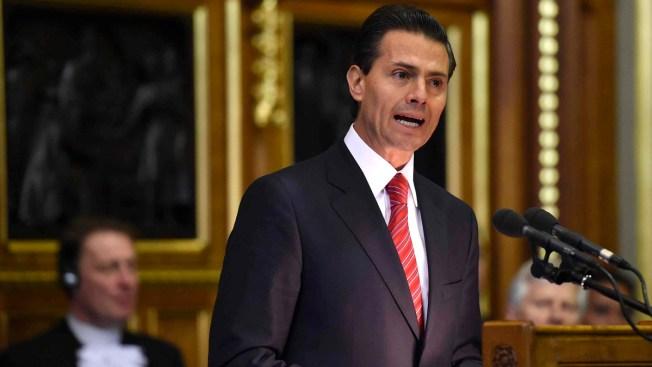 Peña Nieto rinde informe de su gobierno
