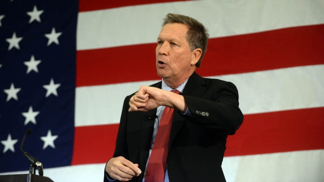 John Kasich buscará la nominación republicana