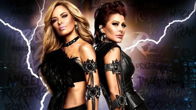 Alejandra Guzmán y Gloria Trevi estrenan canción juntas