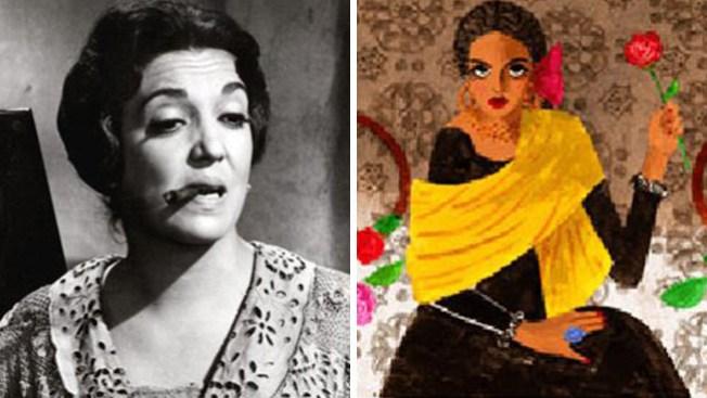 Actriz mexicana Katy Jurado es homenajeada por Google