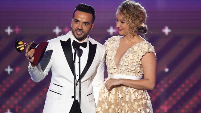 """Despacito"" arrasa en los Latin Grammy"