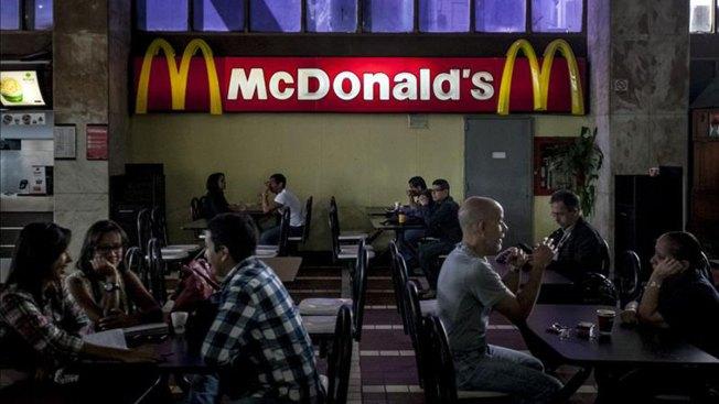 McDonald's retirará productos con hormonas
