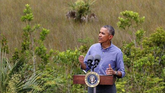 Obama urge a actuar ante el cambio climático