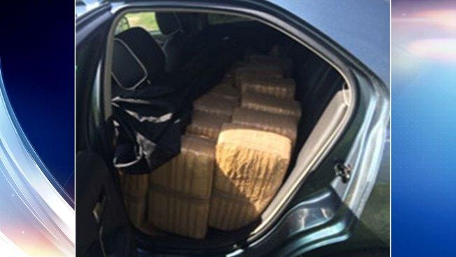 Hallan $3 millones en marihuana en Sullivan City