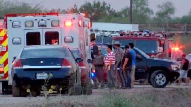 Identifican a los que murieron en accidente aéreo en McAllen