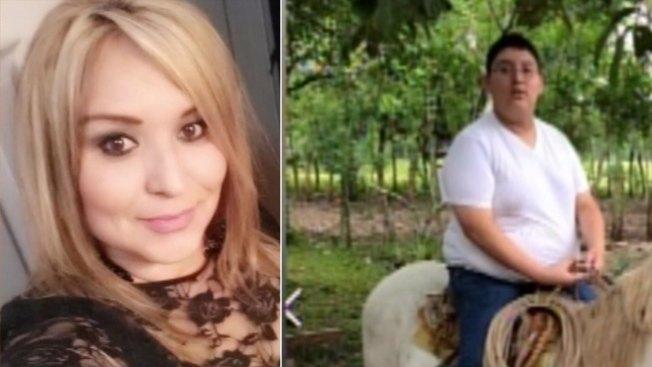 Madre de Mission y su hijo detenidos en Tabasco