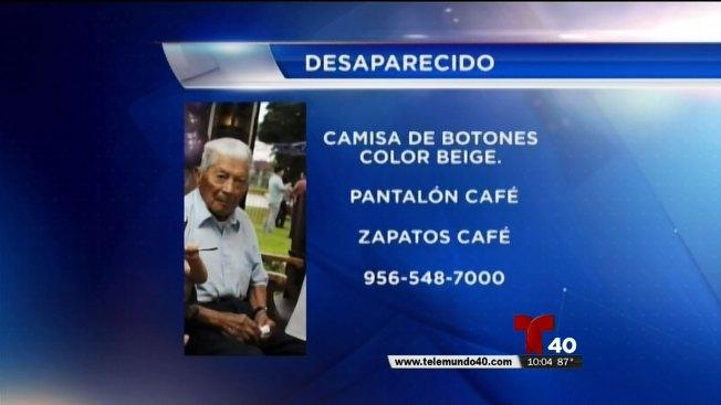 Hombre que sigue desaparecido cruzó la frontera