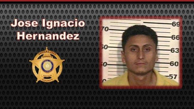 Policía del Condado Hidalgo busca a fugitivo