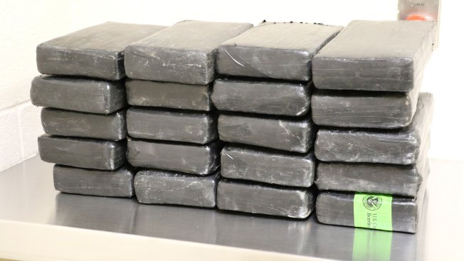 Arrestan pareja de Brownsville con casi $500 mil en cocaína