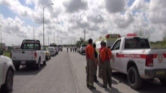 Fuga de gas causó cierre temporero de Puente Internacional