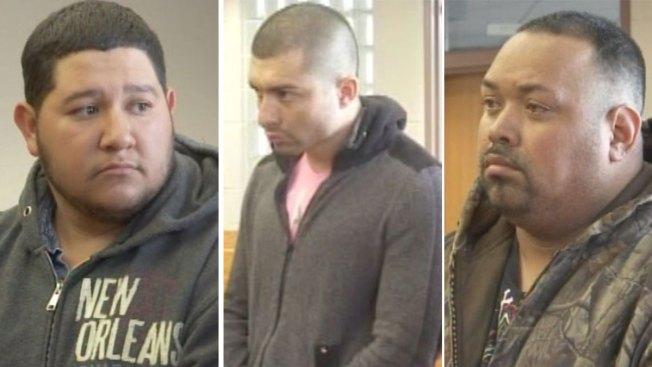Enfrentan cargos arrestados por drogas