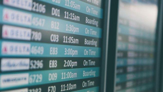 Cancelan varios vuelos entre McAllen y Houston