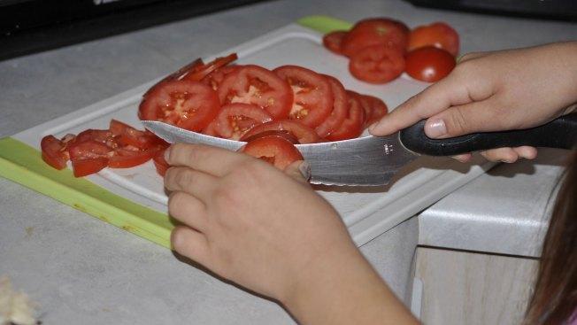 Alimentos para niños en Río Grande