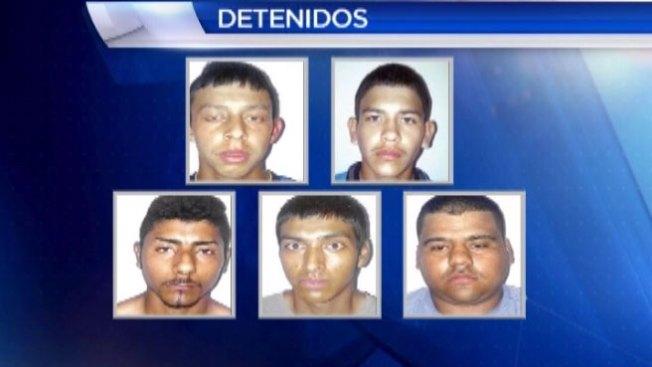Arrestan a presuntos secuestradores en Tamaulipas