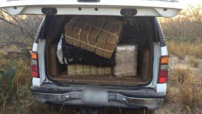 Confiscan cargamento de marihuana