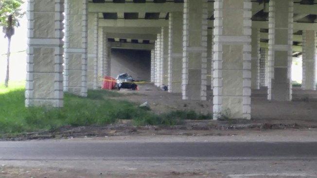 Mujer muere durante choque en San Benito