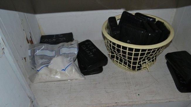 Hallan $440,000 en cocaína y arrestan hombre
