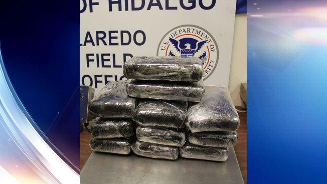 Arrestan a joven con cargamento de cocaína
