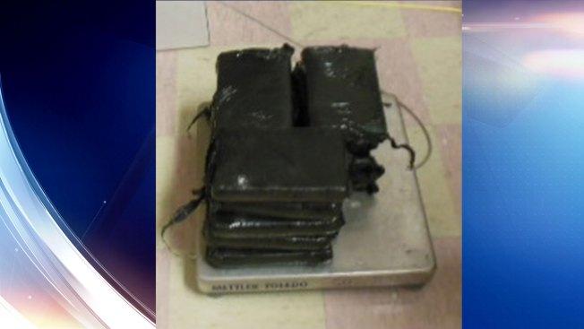 Hallan cargamento de $742,000 en heroína