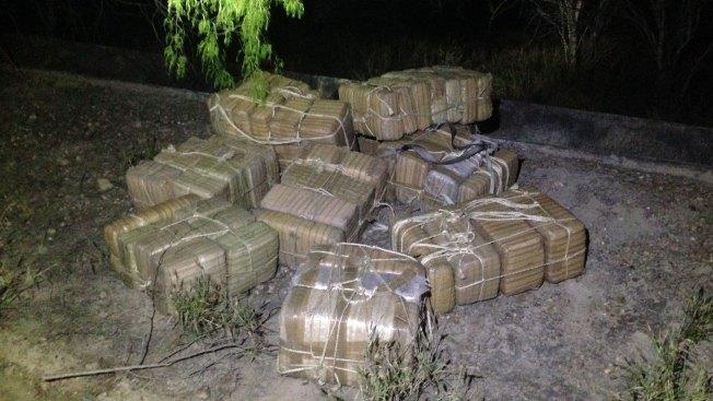 Confiscan $5.1 millones en marihuana