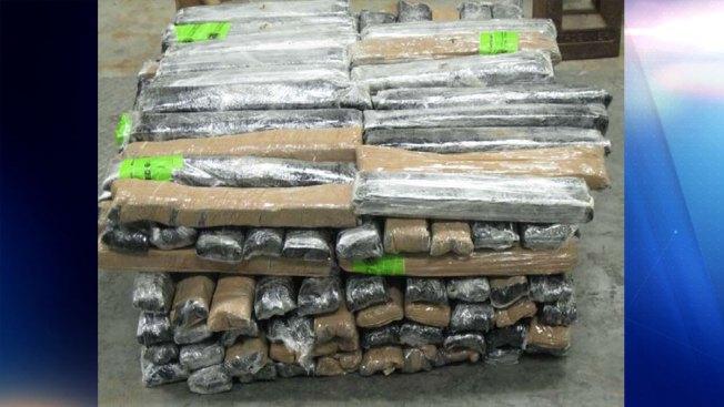Confiscan $2 millones en metanfetaminas