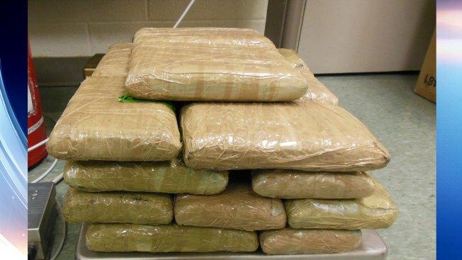 Arrestan a hombre de Harlingen con $997,000 en metanfetaminas