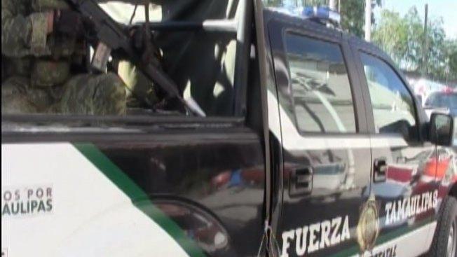 Arrestan a presunto asaltante en Tamaulipas