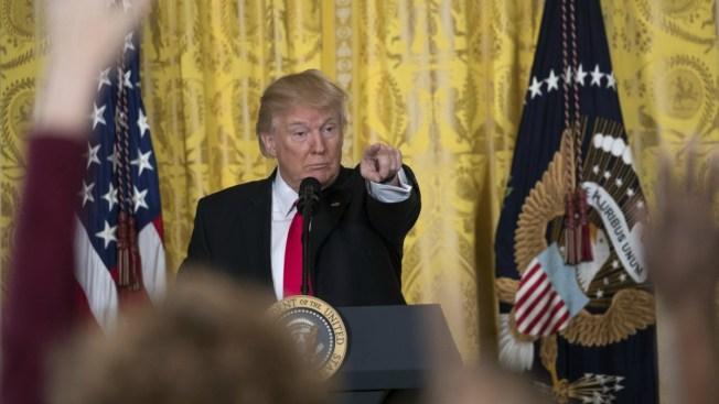 Trump prepara orden ejecutiva revisada sobre veto migratorio
