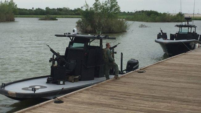 Choque de botes: Operan a uno de los agentes