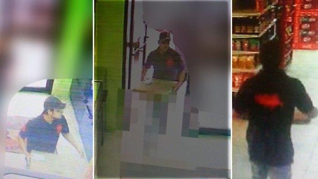 Buscan hombre que robó en centro de envío de dinero