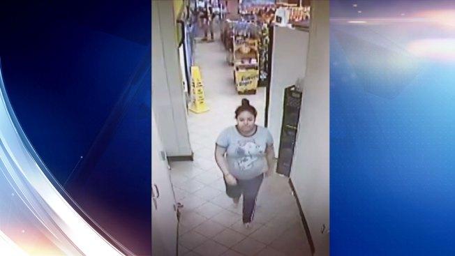 Buscan mujer por caso de robo  en Brownsville