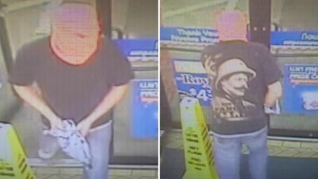 Policía pide ayuda para identificar asaltante