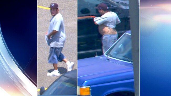 Buscan a sospechoso de robar camioneta