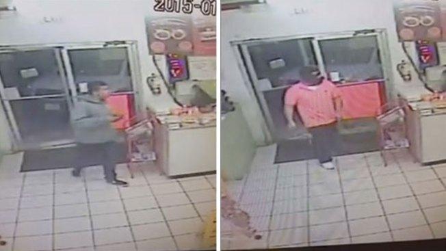 Buscan a personas de interés por robo en Brownsville