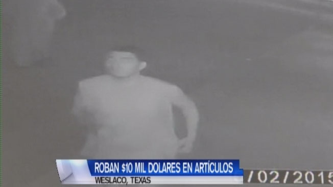 Quieren identificar a sospechosos de robo